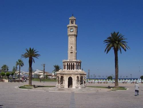 Izmir: History, Sun, Shopping and Culture.