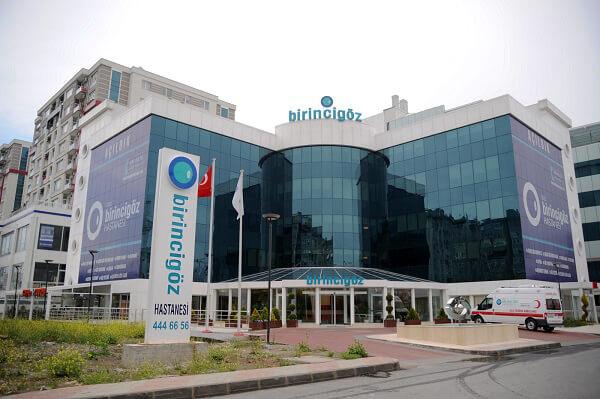 Birinci eye Clinic Istanbul